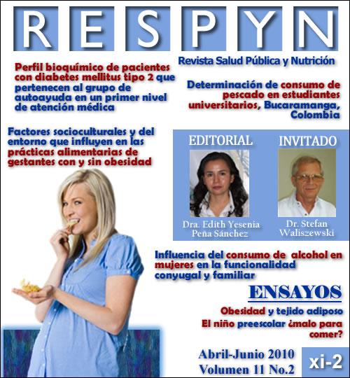 Ver Vol. 11 Núm. 2 (2010): ABR-JUN 2010