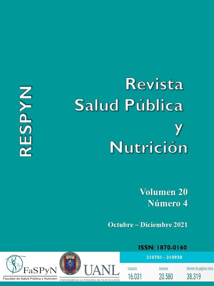 Ver Vol. 20 Núm. 4 (2021): OCT-DIC 2021